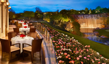 Patio at The Country Club in Las Vegas, NV