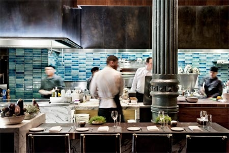 Dining room of Chefs Club by FOOD & WINE in New York, NY