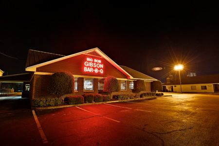 Big Bob Gibson Bar-B-Q, Decatur, AL