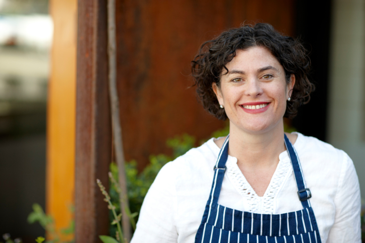 Chef Renee Erickson of The Walrus and the Carpenter and other Seattle restaurants