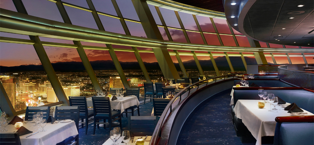 Top of The World, Las Vegas: Best Restaurant with a View