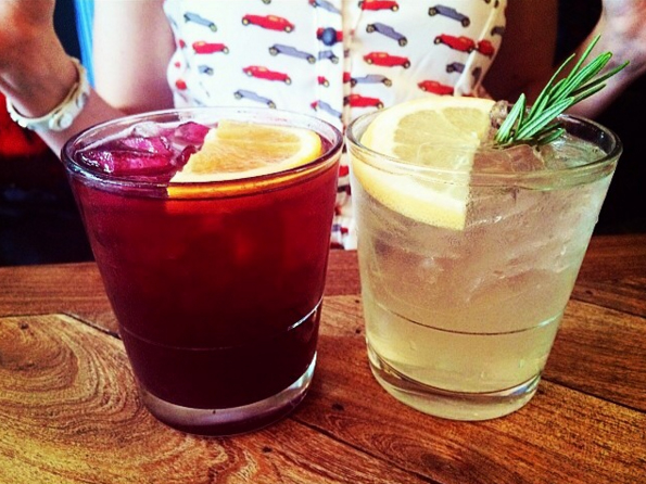 Sangria at Lolo in San Francisco, CA (photo courtesy of Lolo)