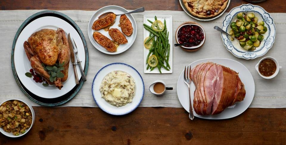 Thanksgiving at Founding Farmers in Washington, D.C. (Photo courtesy of Founding Farmers)