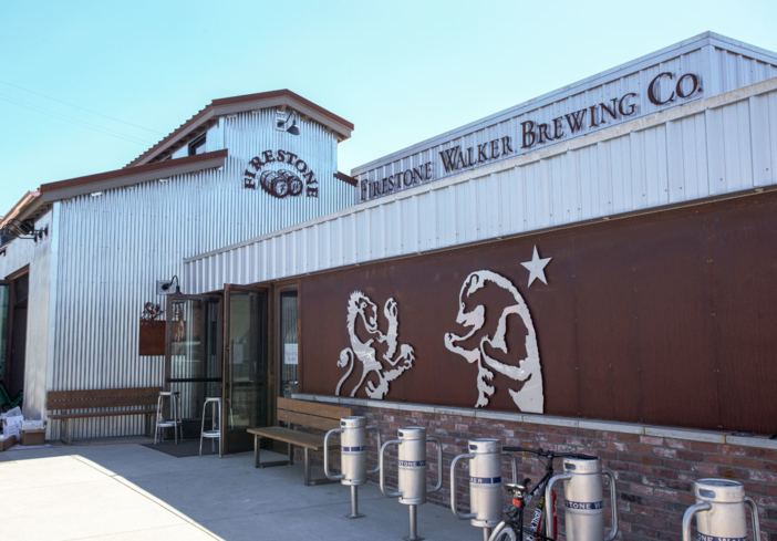 Firestone Walker Brewing Company: Exterior (Photo Credit: Nick Gingold)