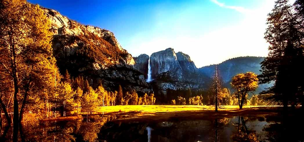 Yosemite National Park, one of GAYOT's Top 10 National Parks in the US