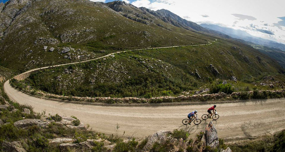 Explore the terrain of Cape Town while mountain biking