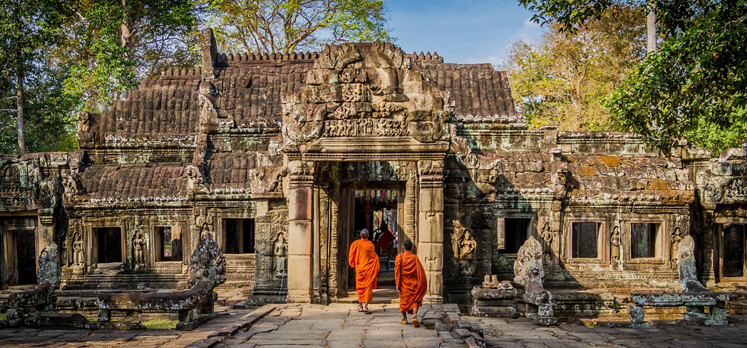 Angkor Wat was one of the most significant architectural achievements of ancient times