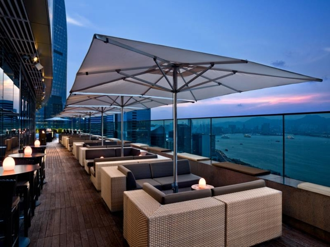 Sugar Bar+Deck+Lounge in Hong Kong