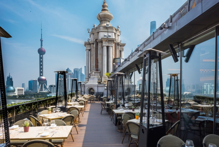 Shop, dine and more at Three on the Bund in Shanghai