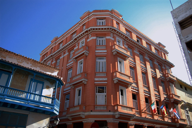 """Hotel Ambos Mundos is where Ernest Hemingway wrote """"For Whom the Bell Tolls"""""""