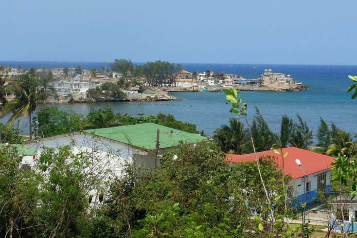 Cojimar is a fishing village east of Havana