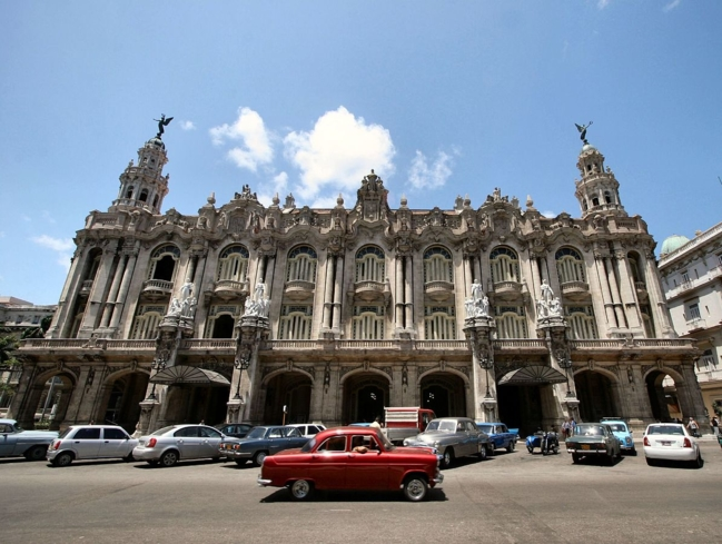 The Gran Teatro de La Habana Alicia Alonso