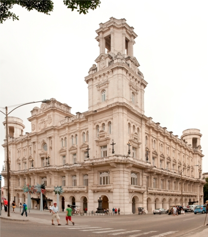 View Cuban and European works of art at Museo Nacional de Bellas Artes de La Habana