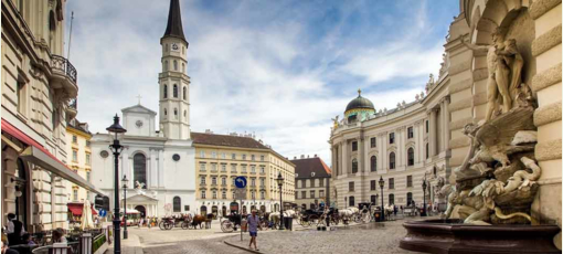 Explore major attractions in Vienna