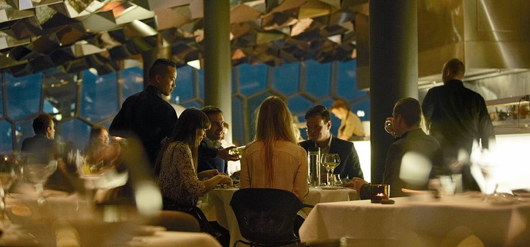 Book a table for Kolabrautin's NYE Gala Dinner in Reykjavik, Iceland