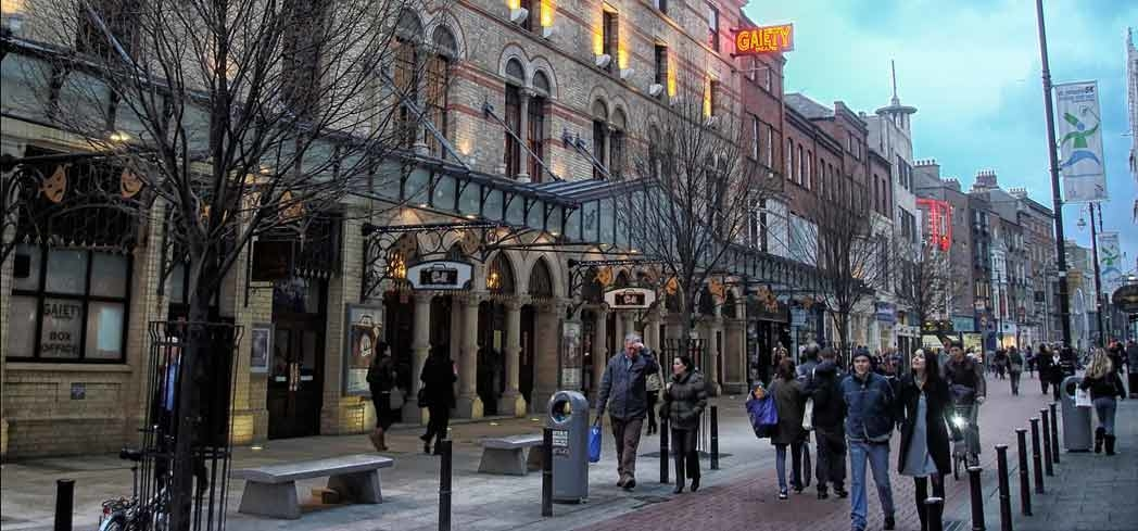 Learn about Dublin during a historical walking tour