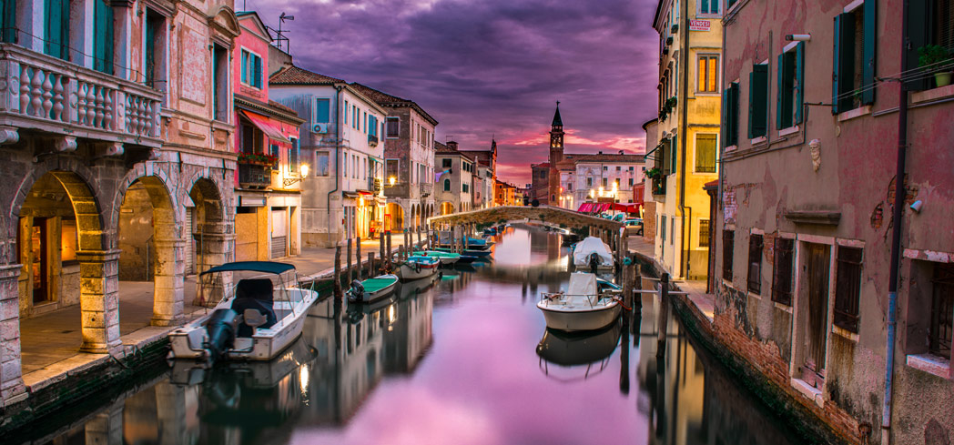 Discover the attractions of Venice, Italy