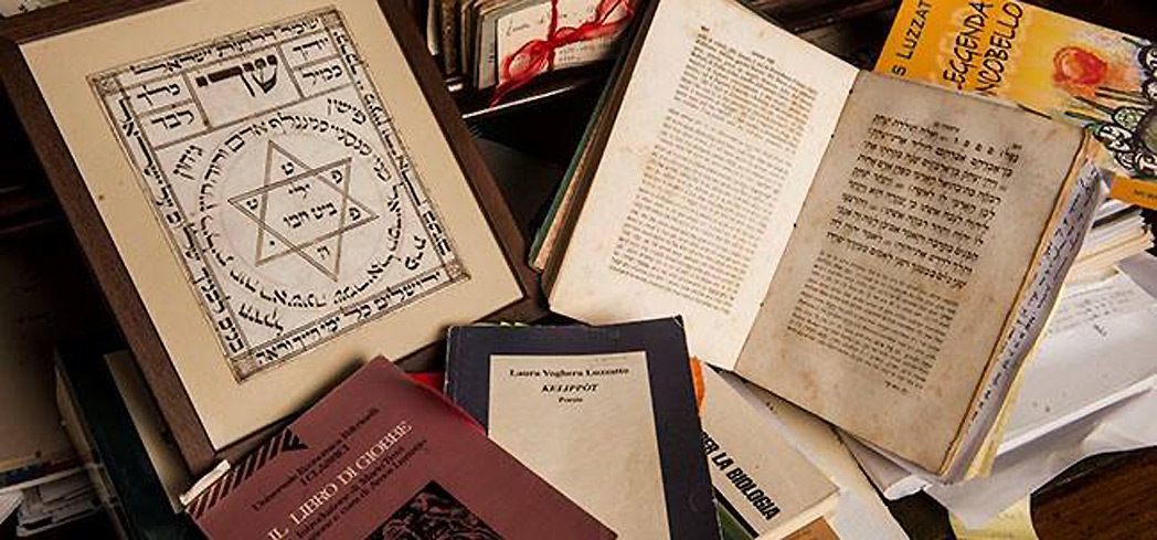 Ancient manuscripts on display at The Jewish Museum of Venice