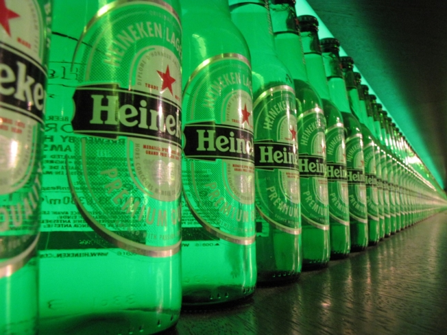 The Heineken Experience will take you on a tour of the Amsterdam brewery