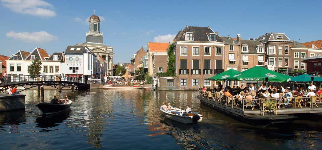 Discover the best attractions in Leiden, Netherlands