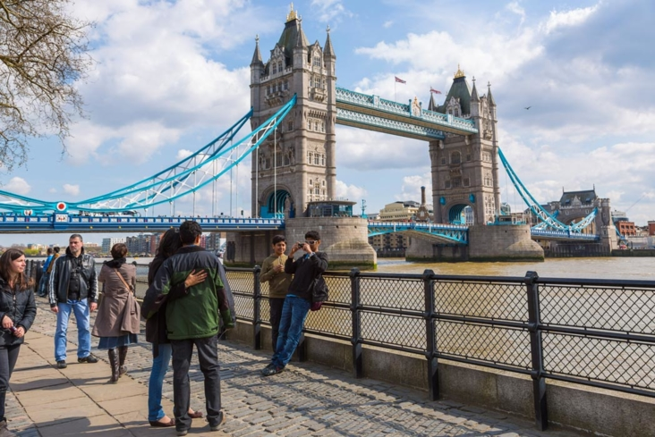 Choose from a variety of London Walks