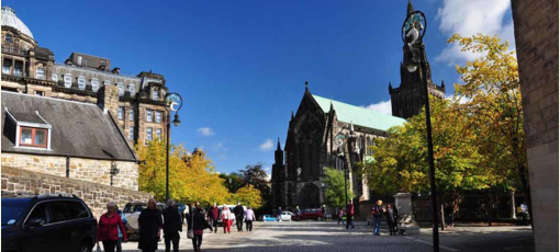 Find the best attractions in Glasgow, Scotland