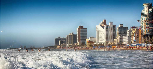Explore Tel Aviv attractions