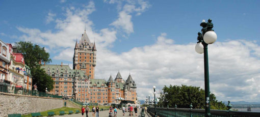 Take a look at Québec City's top attractions
