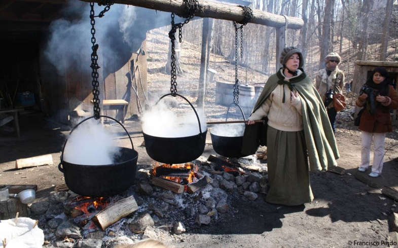 See what life was like during 19th century Ontario at Black Creek Pioneer Village