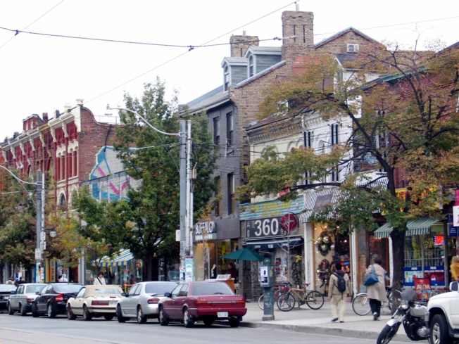 Queen West Art & Design District is the heart of Toronto's art scene