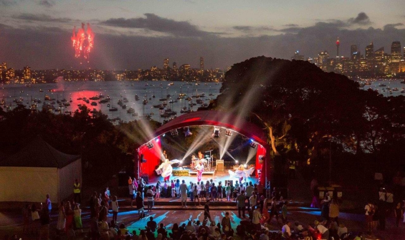 Join the Taronga Zoo's New Year's Eve bash