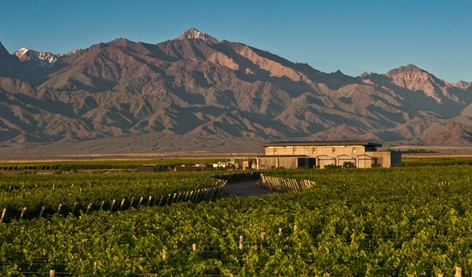 Mendoza is the wine country of Argentina