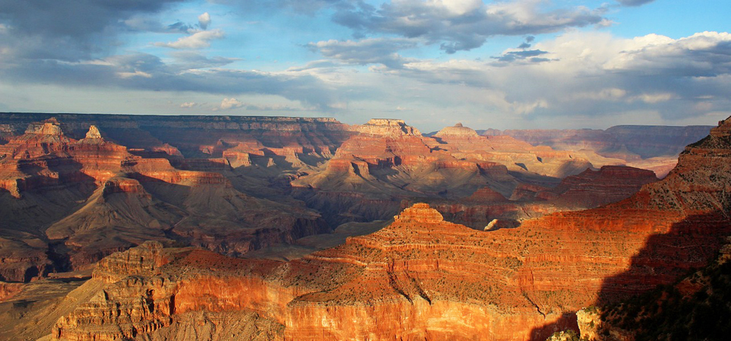 The Grand Canyon is one of North America's greatest natural wonders