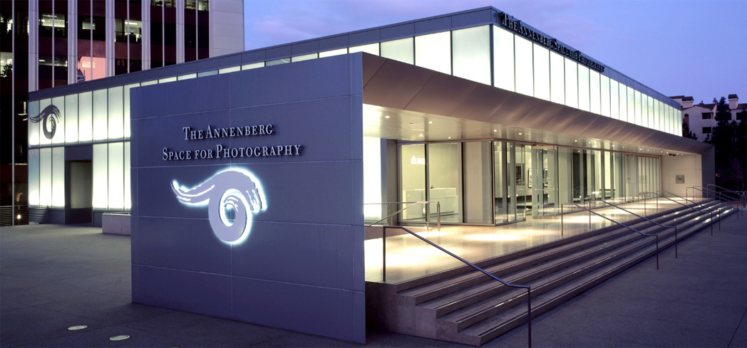 The Annenberg Space for Photography in Los Angeles, California