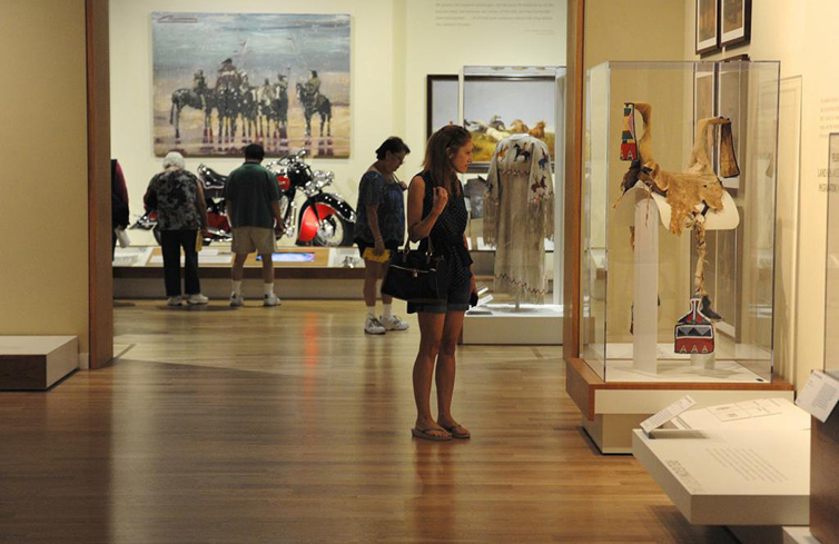"The ""Art of the West"" exhibit at the Autry Museum of the American West"