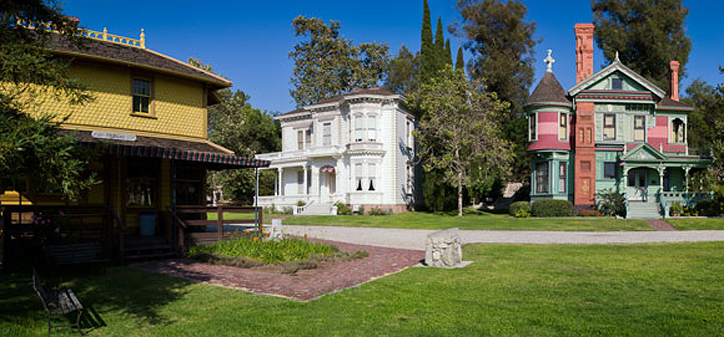 Be transported back to the 19th century at Heritage Square Museum
