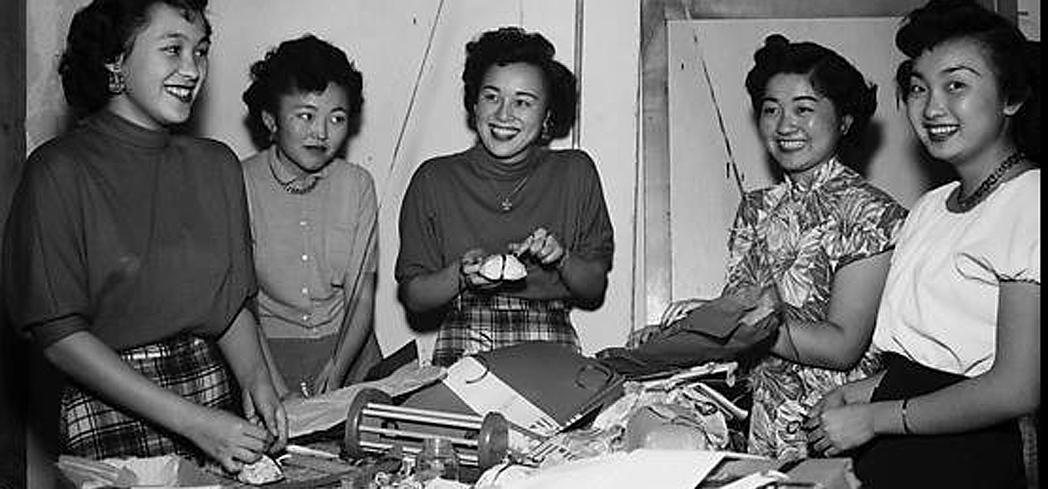 An image from one of the Japanese American National Museum's permanent collections