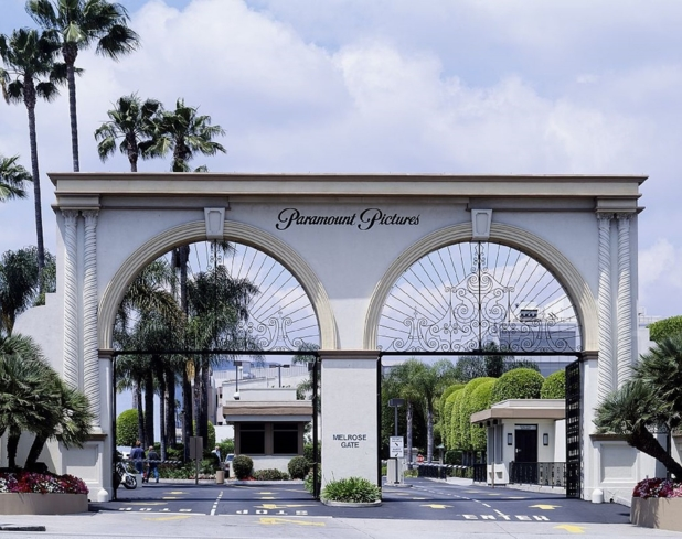 Take a tour of Paramount Studios in Los Angeles