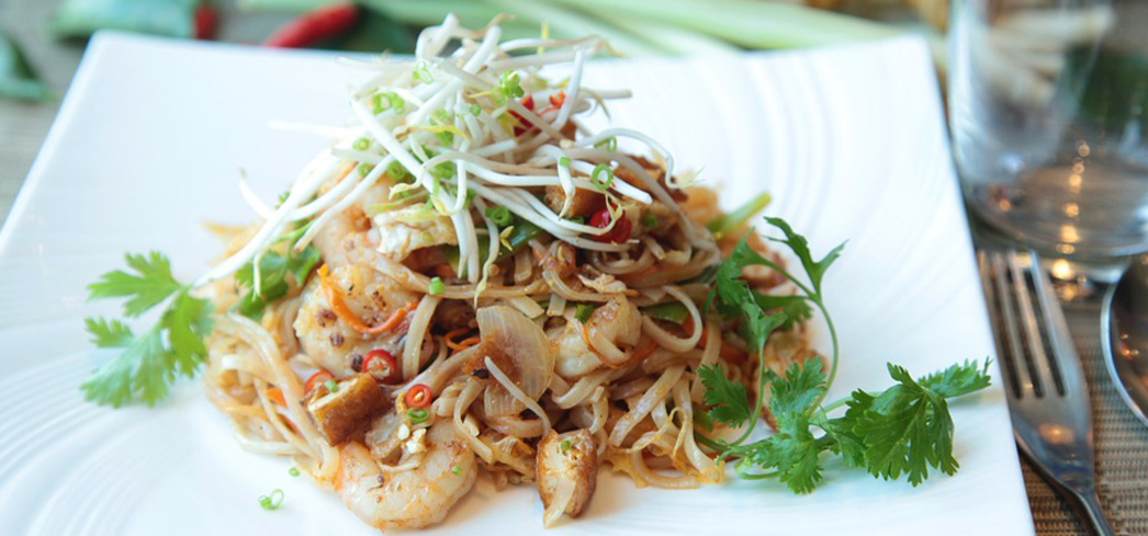 Find dining classics like pad Thai in LA's vibrant Thai Town