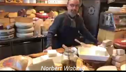 Norbert Wabnig Interview