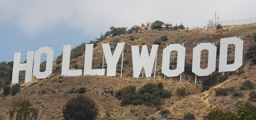 Pay homage to Tinseltown with the world's most famous sign