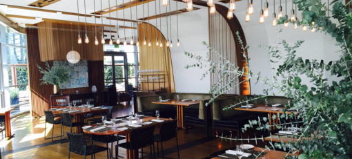 Craft restaurant in Century City is one of GAYOT's Top 10 Restaurants for Business Dining