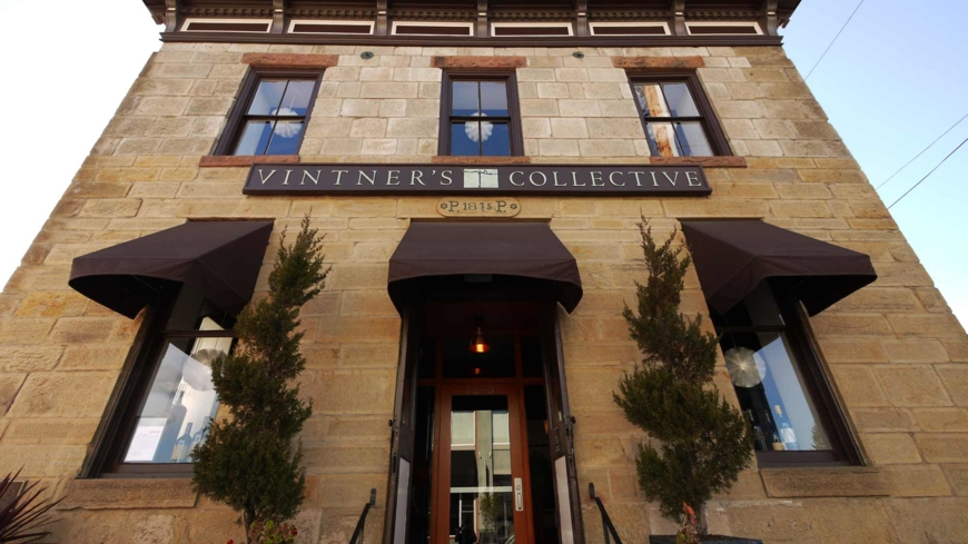 Vintner's Collective was the first tasting room of its kind in the city of Napa