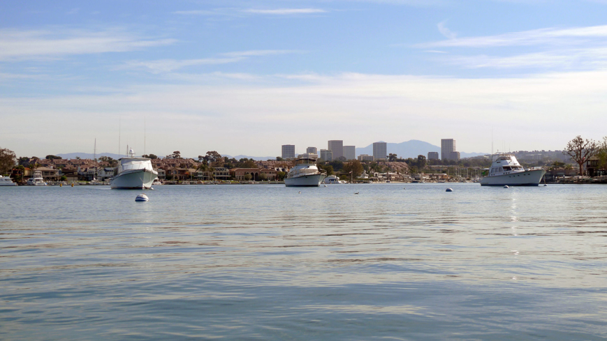 Discover Newport Harbor in Newport Beach, California
