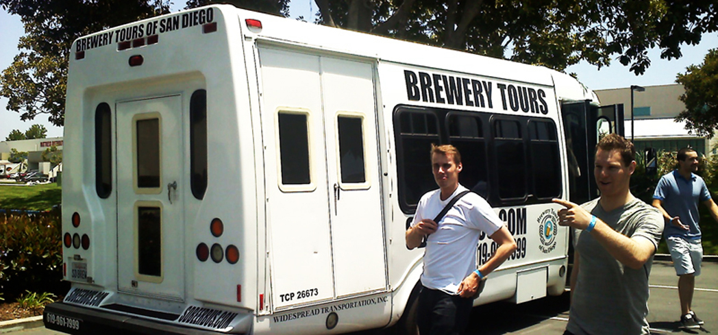 San Diego's Craft Brewery Tours offer visits to buzzworthy cult favorites like AleSmith and Ballast Point
