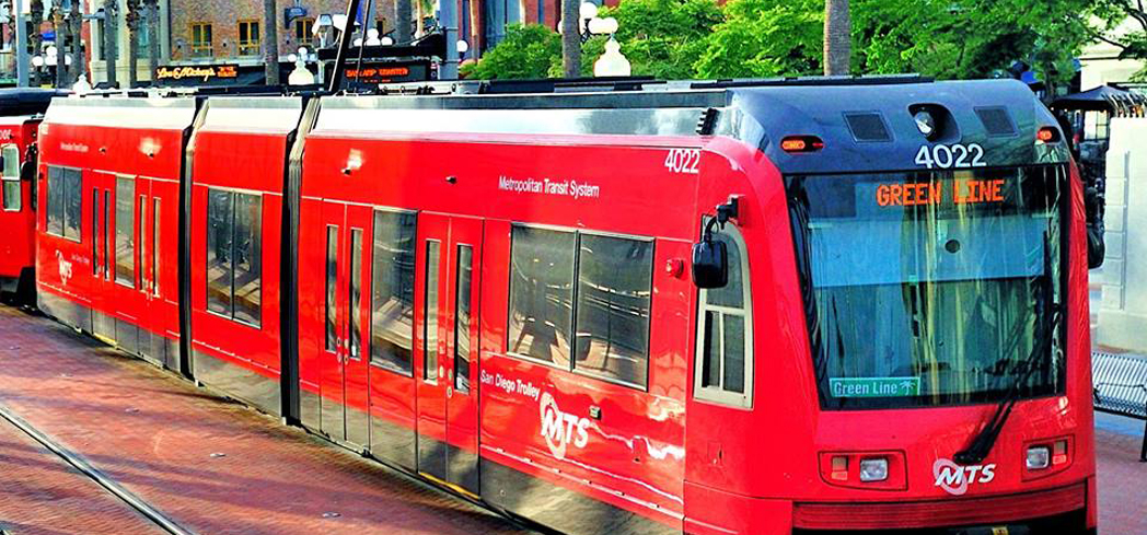 The Trolley is a highly convenient way for locals and tourists alike to get about town