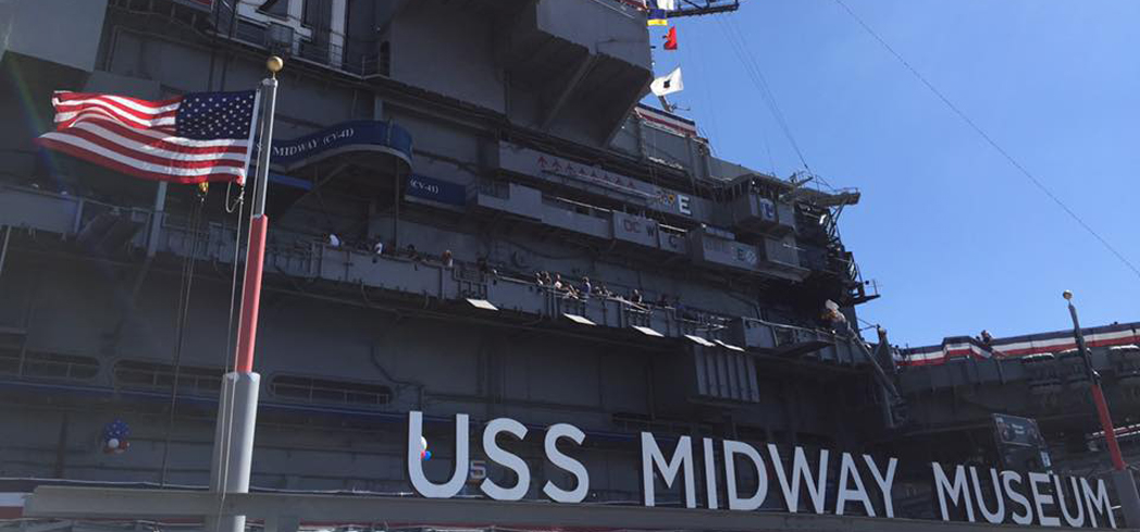 The USS Midway endures as one of San Diego's most popular museums