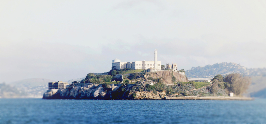 From 1934 to 1963, Alcatraz was America's most notorious maximum-security prison