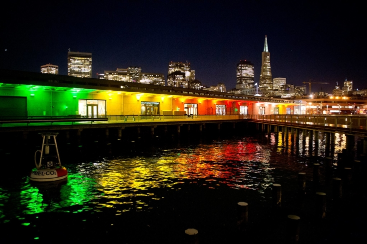 The Exploratorium has more than 600 exhibits