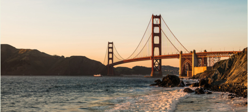 A visit to California's Golden Gate Bridge is one of GAYOT's Top 10 Things to Do in San Francisco